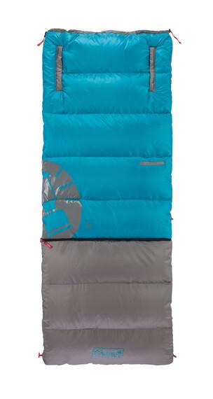 Coleman Mobile Slaapzak grijs/blauw